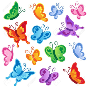 Free Printable Butterfly Clipart