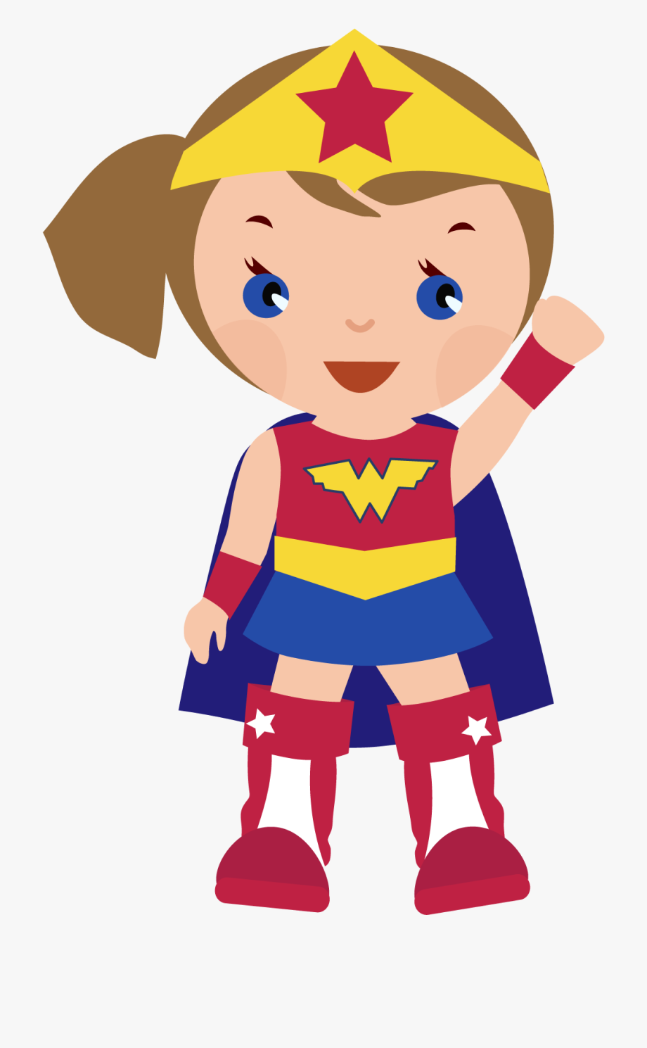 Superhero girl super.