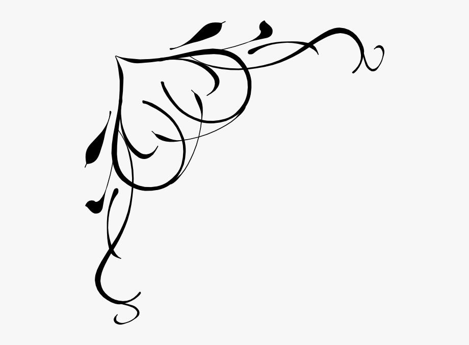 Free Wedding Clipart Swirls