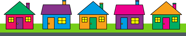 Free street house.