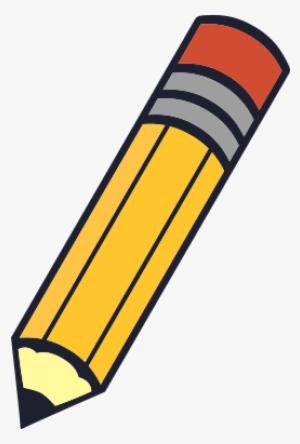 Free pencil clipart art.