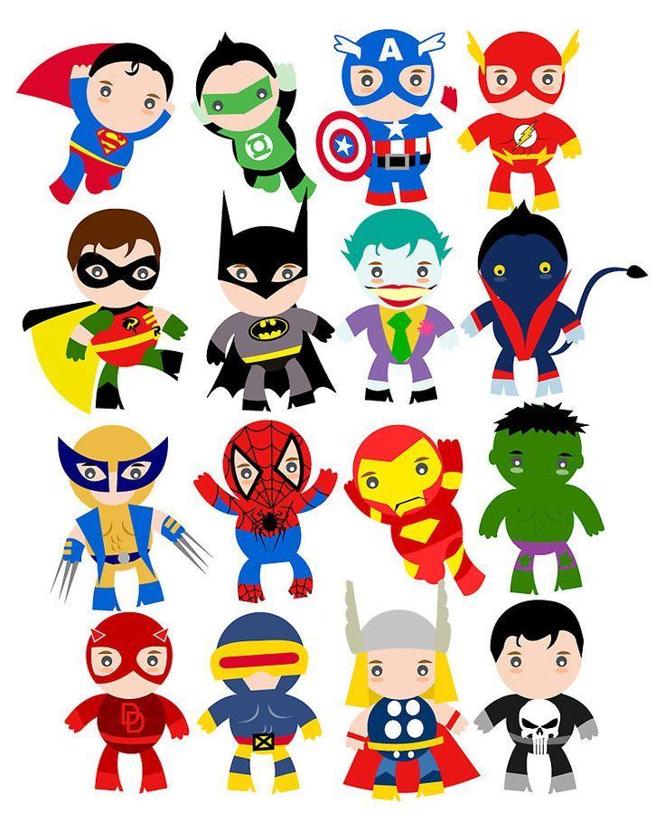 Free superhero party.