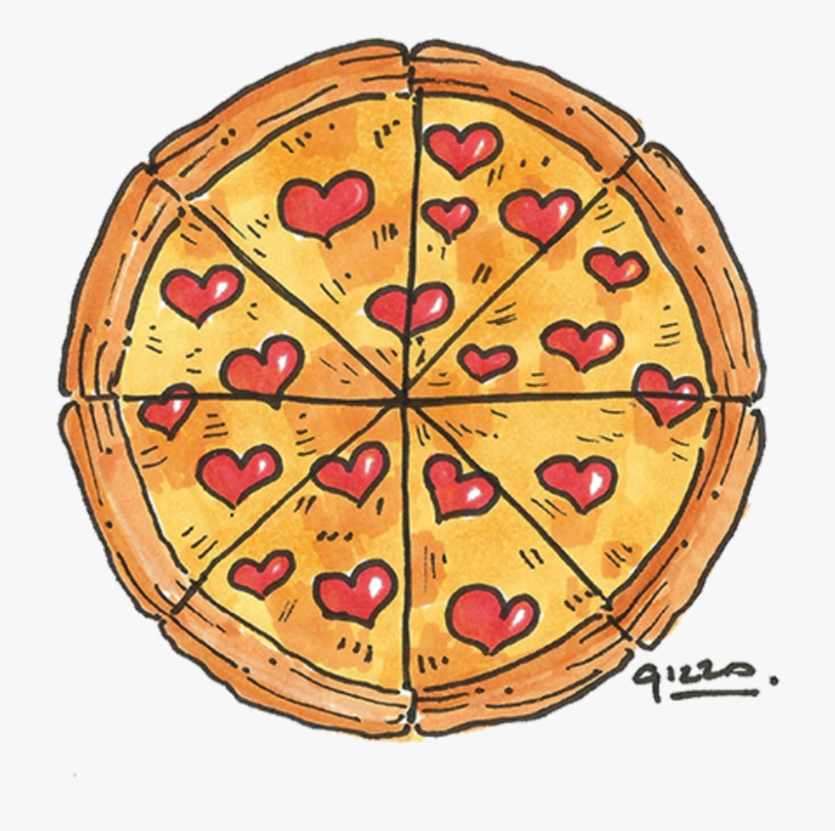 Pizza Clipart Word