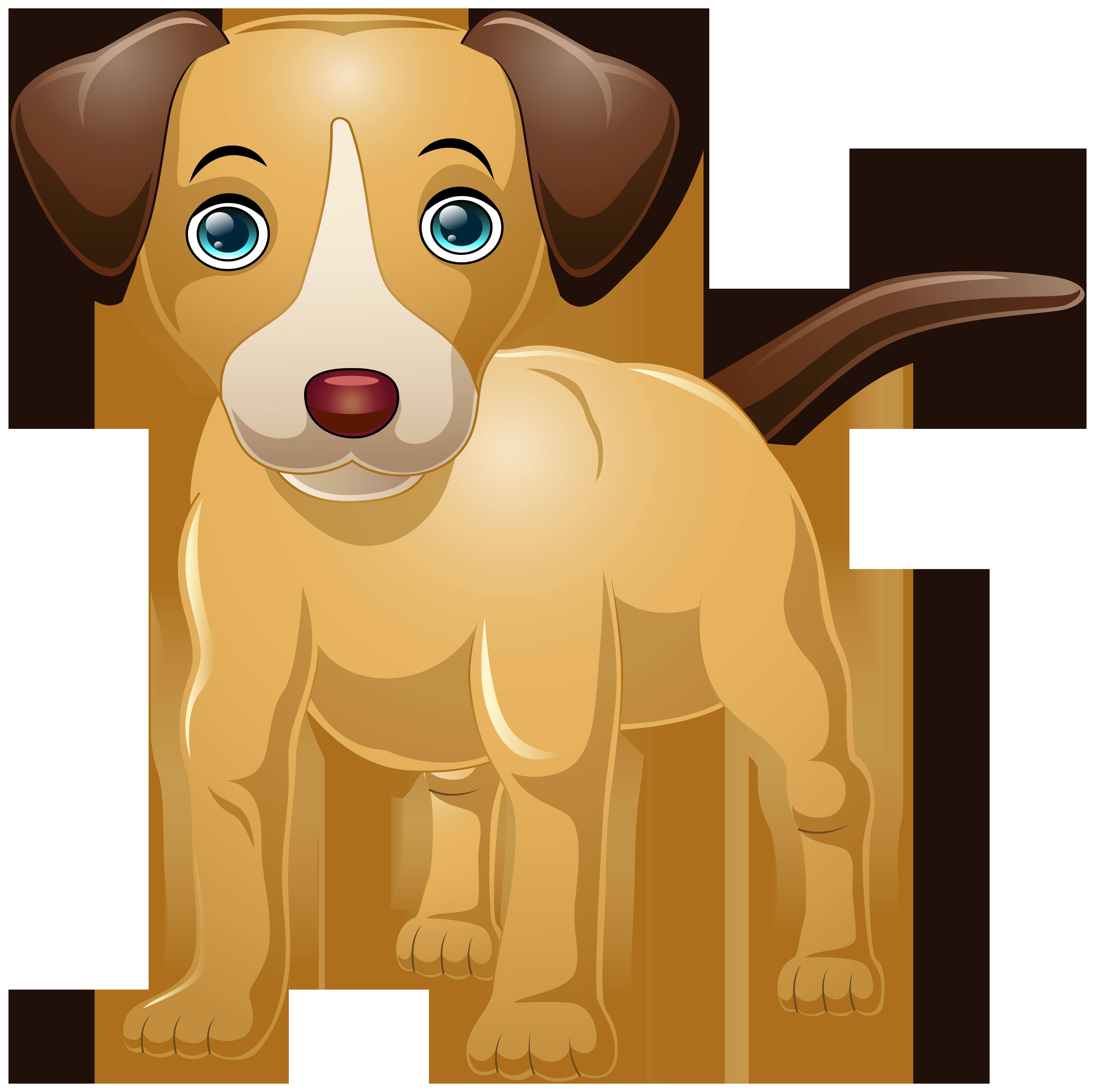 Puppy dog breed.
