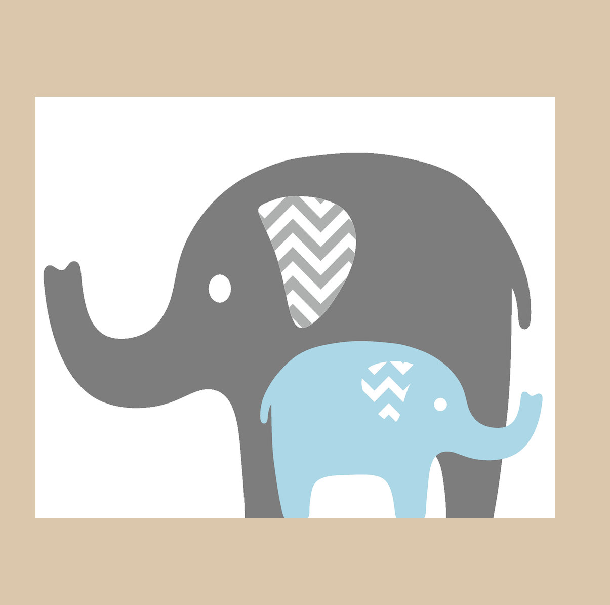 Free baby elephant.