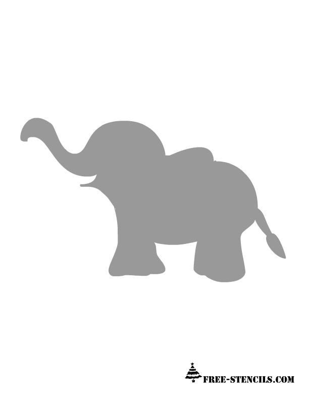 Indian Elephant clipart