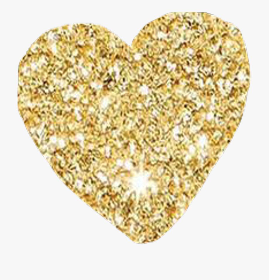 Sparkle clipart gold.