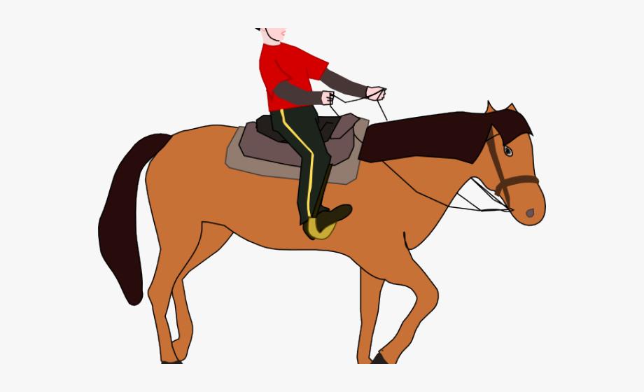 Horse Riding Clipart , Transparent Cartoon, Free Cliparts