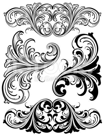 Designed hand engraver.