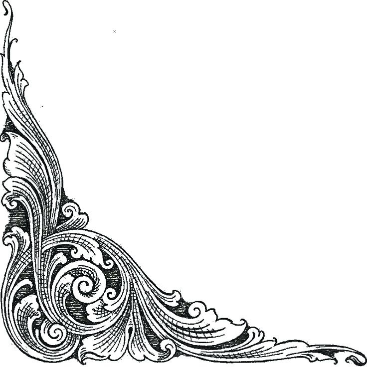 Collection engraving clipart.
