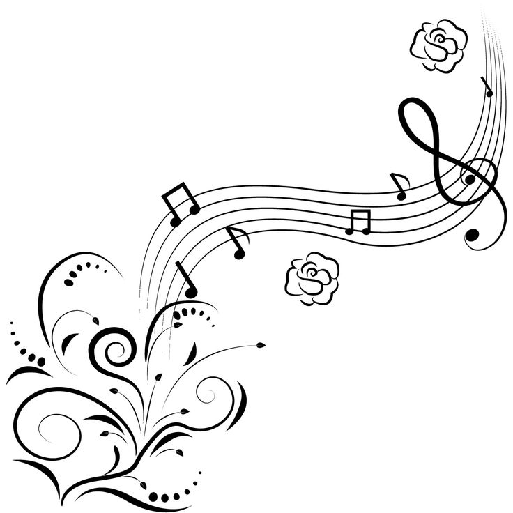Free musical cross cliparts.