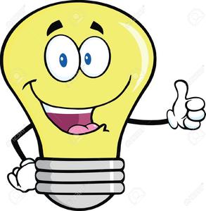 Free clipart lightbulb.