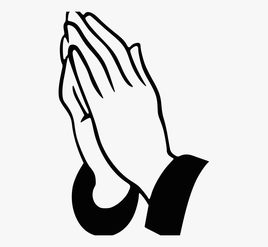 Download Agreeable Prayer Hands Clip Art