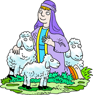 Free shepherds cliparts.