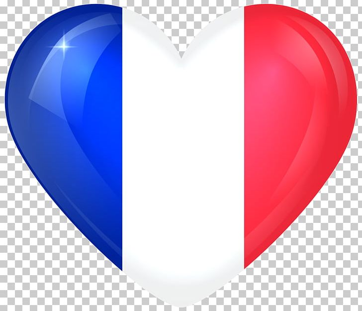 Flag Of France Blue Heart PNG, Clipart, Blue, Circle, Color