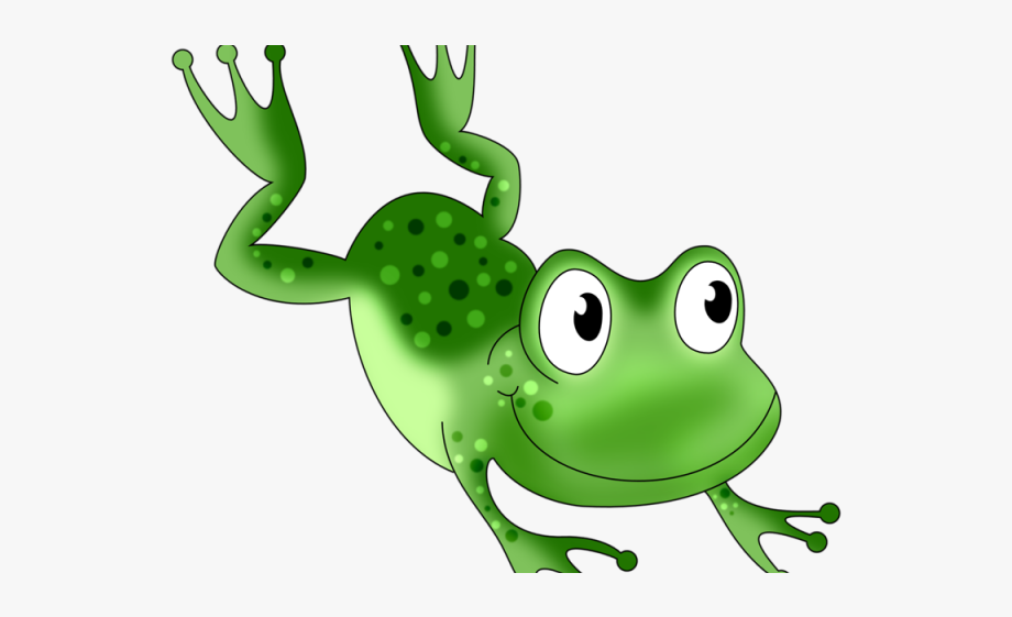 Jump Clipart Frog