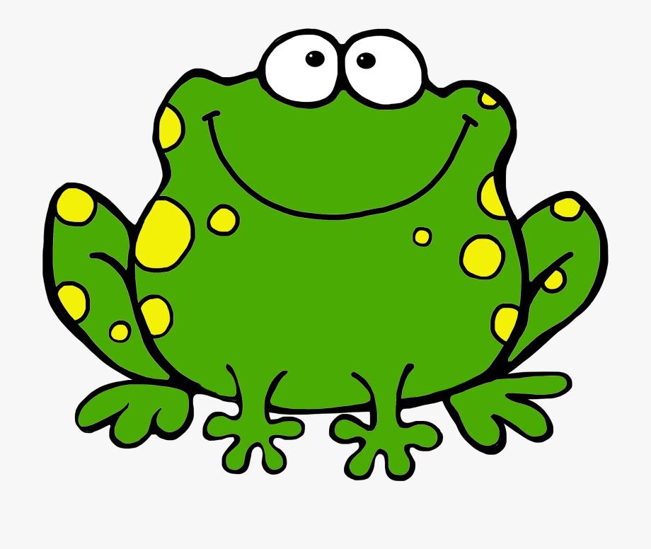 Frog Clip Art For Kids