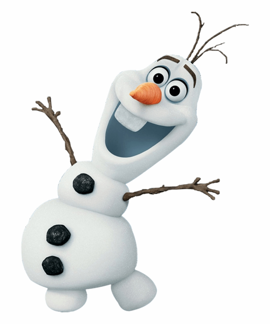 Character clipart frozen. Best images of olf