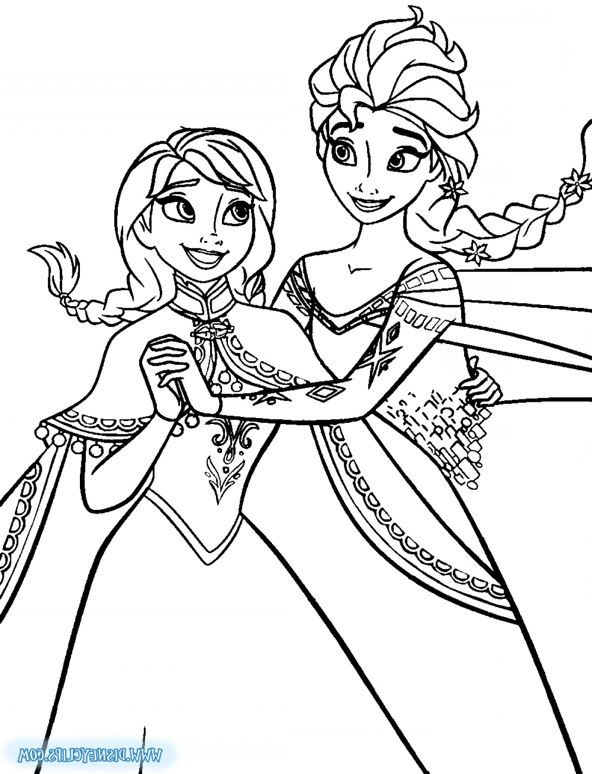Crowning clipart frozen.