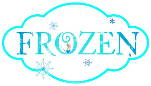 Free frozen logo.