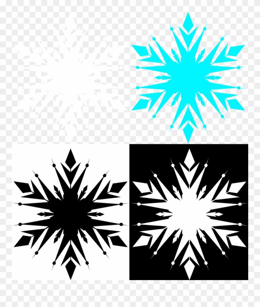 frozen clipart vector