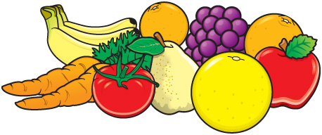 Free fruits cliparts.