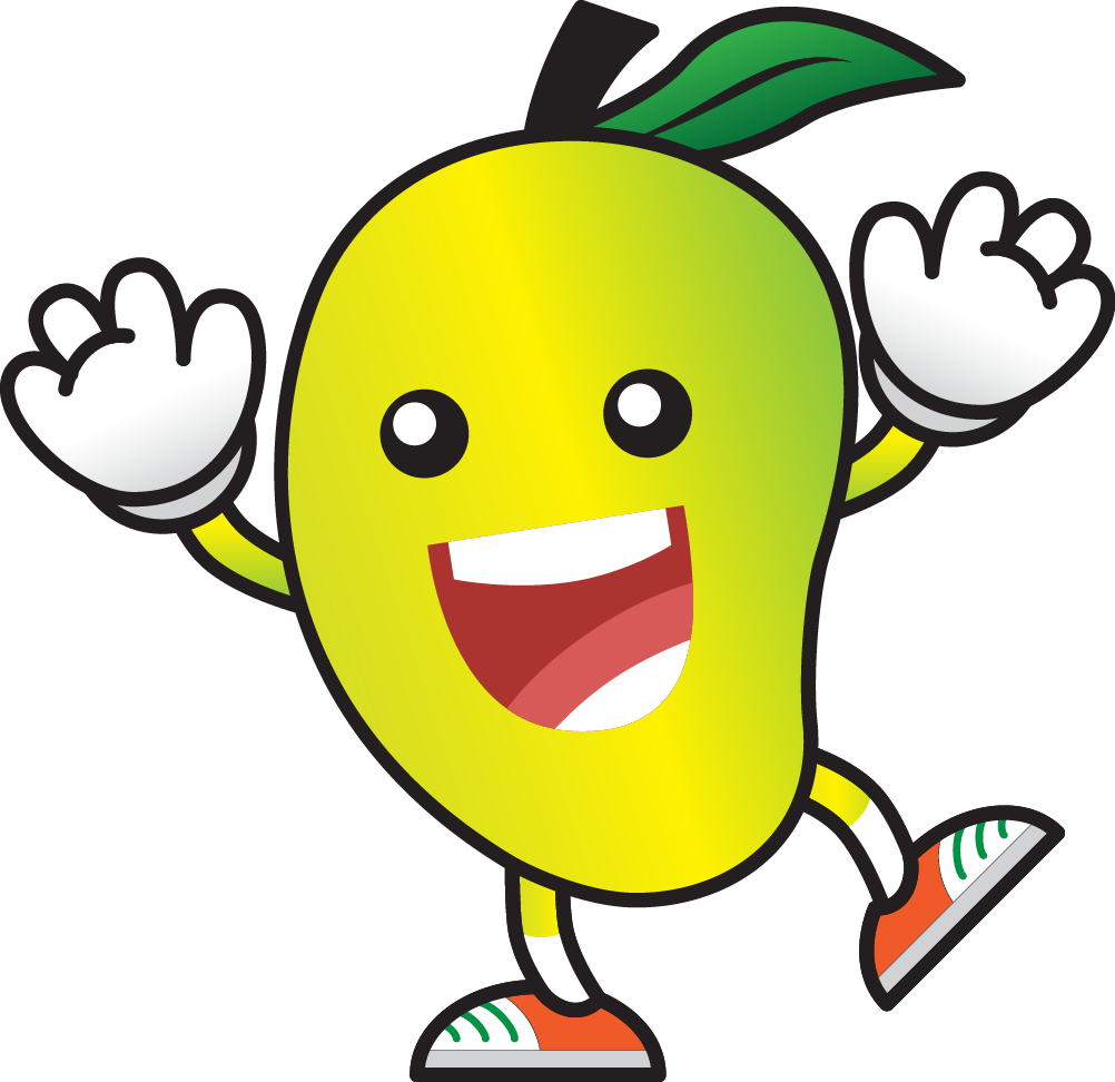 Fruits clipart animation.