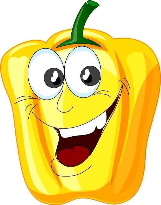 Pepper clip art.