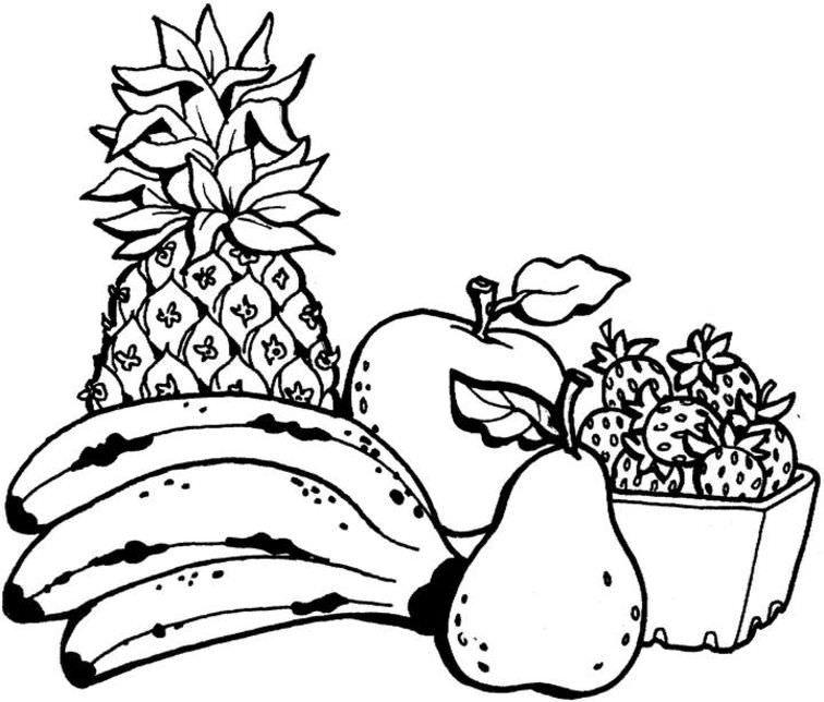 Free fruit basket.