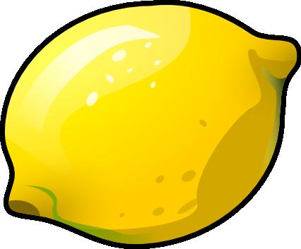 Lemon fruits clip.
