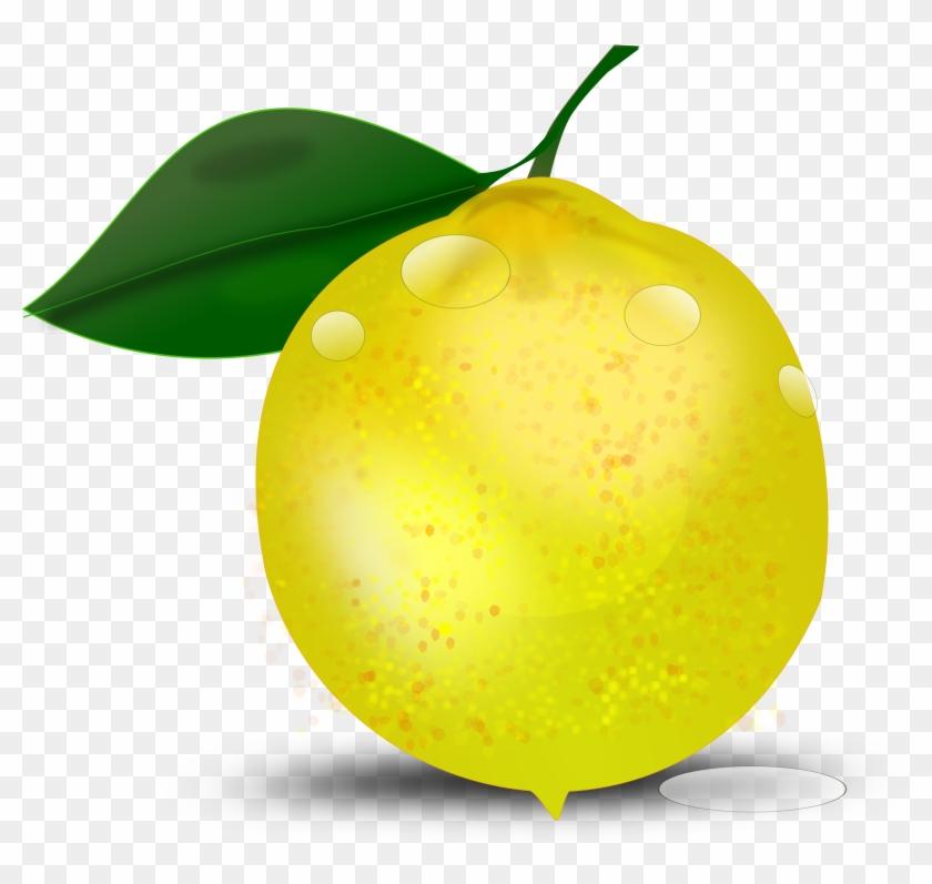 Lemon clipart lemon.