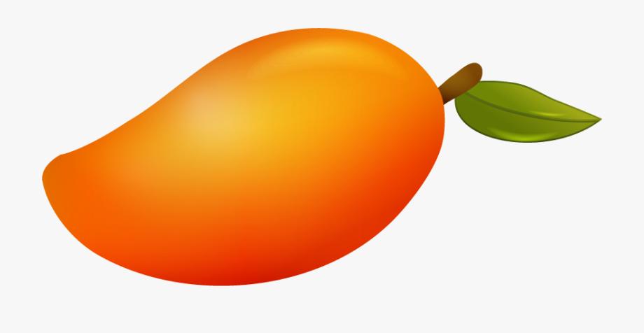 Mango clipart individual.