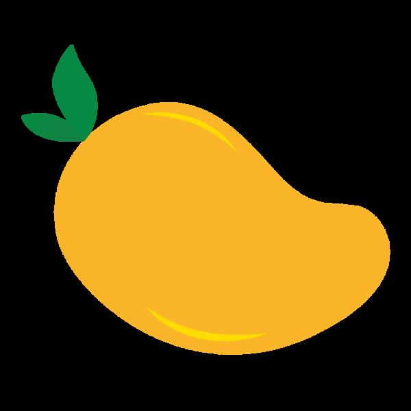 Clipart fruit mango.
