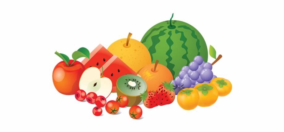 Clipart people fruit.