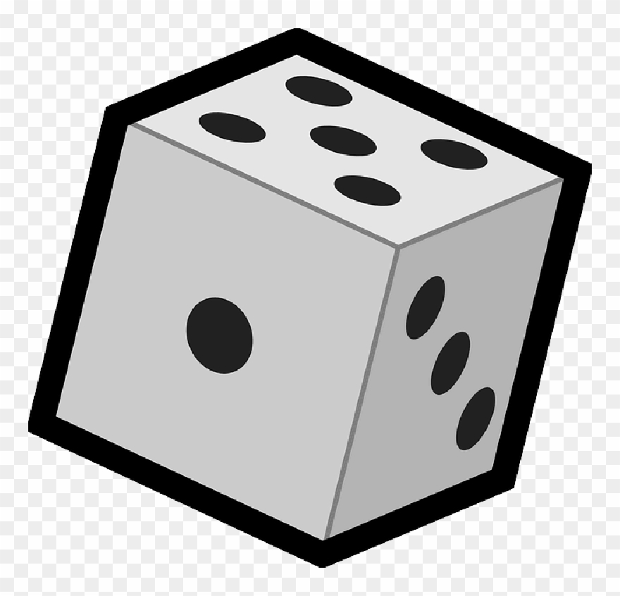 Download dice drawing.