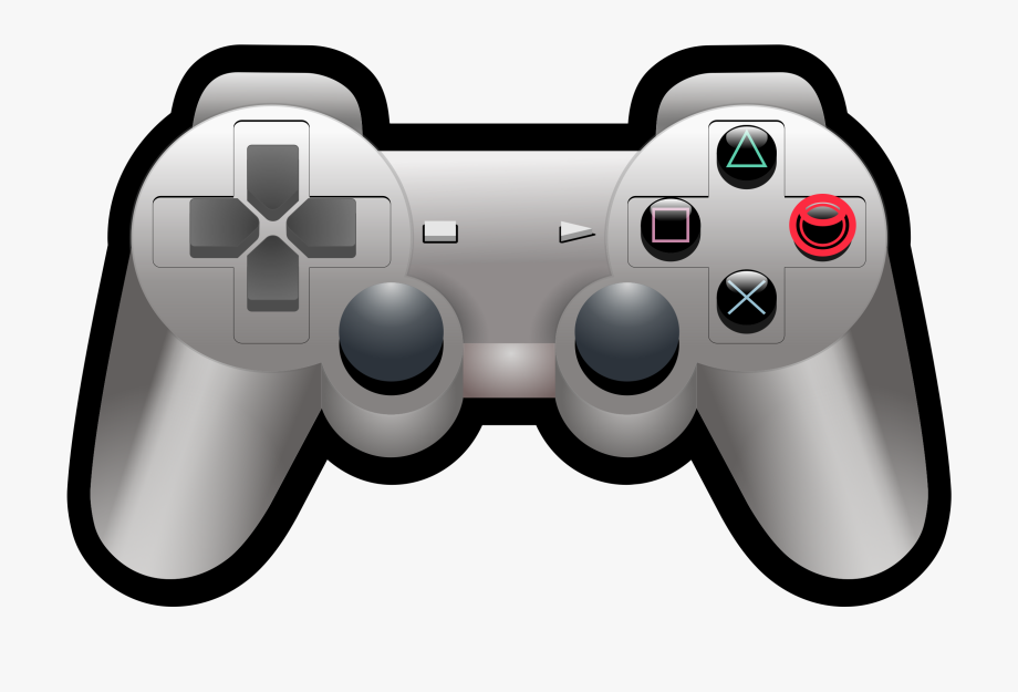 Video Game Controller Transparent Background