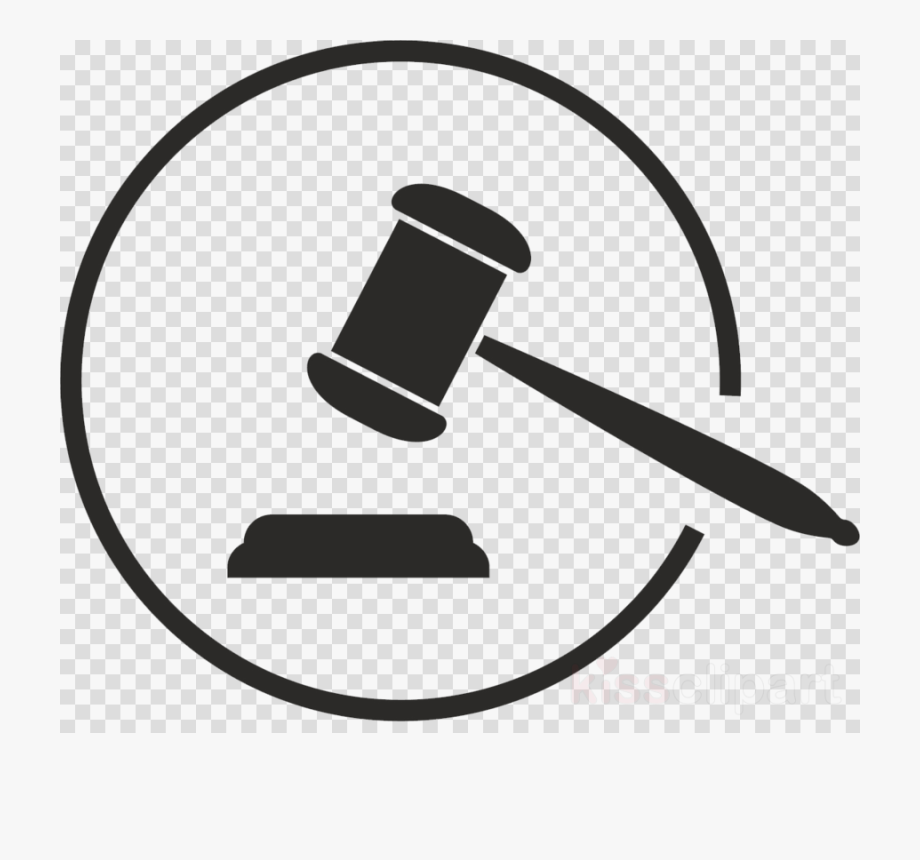 law clipart white