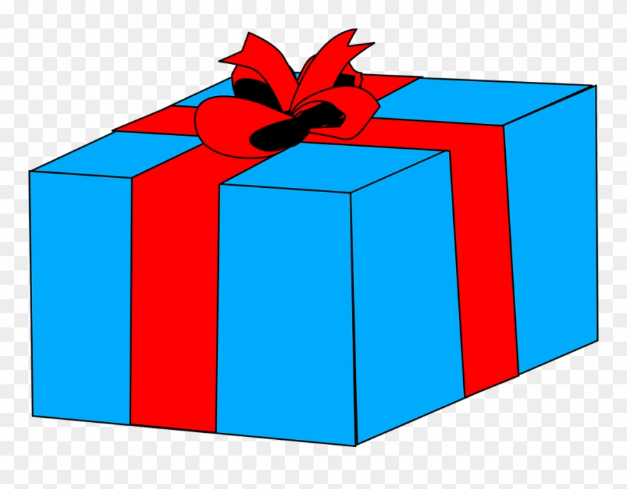 Present gift clipart.