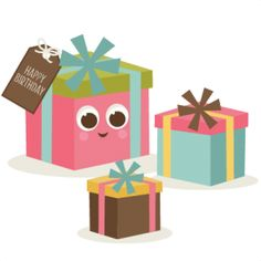 Free Cute Present Cliparts, Download Free Clip Art, Free