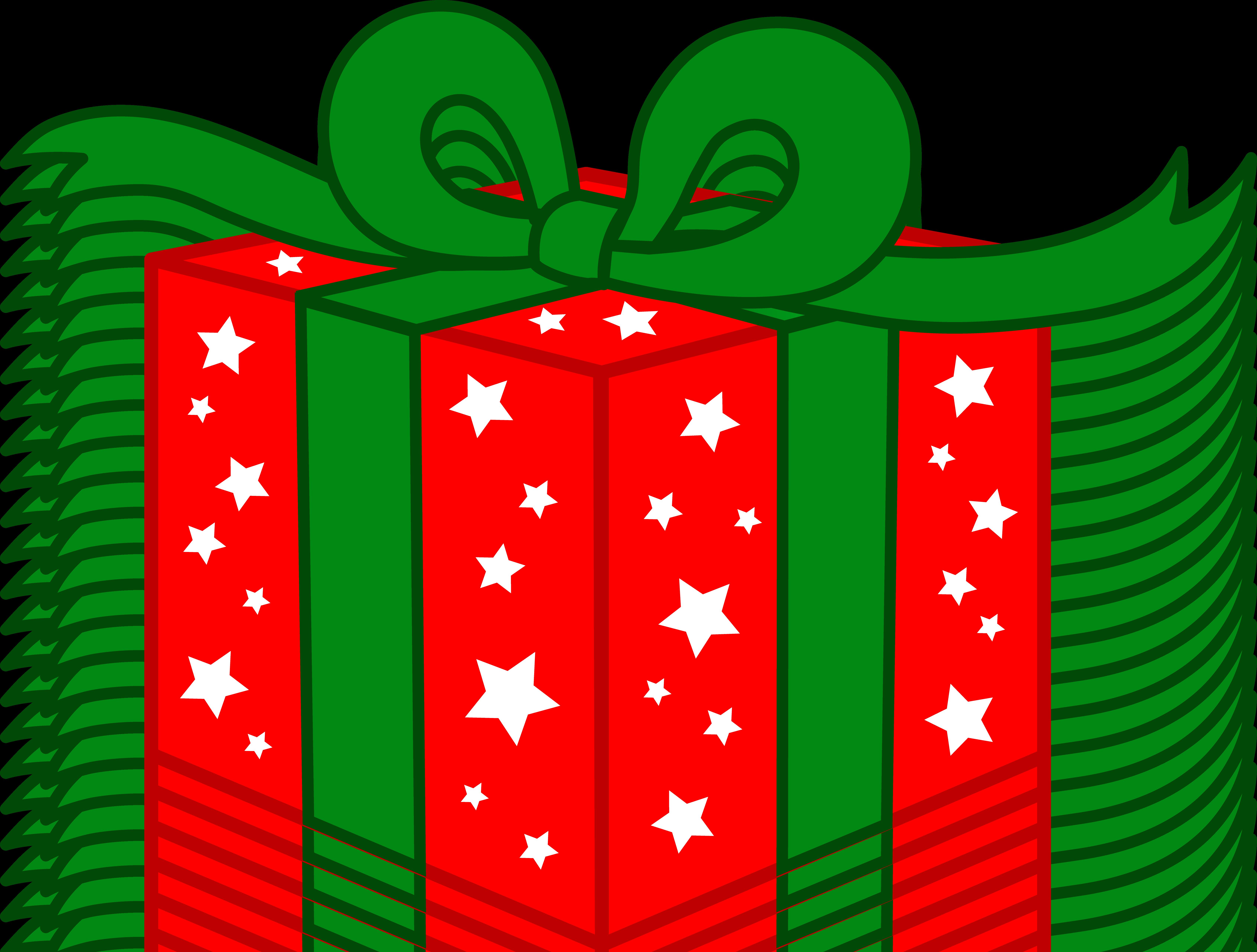 Free christmas gifts.
