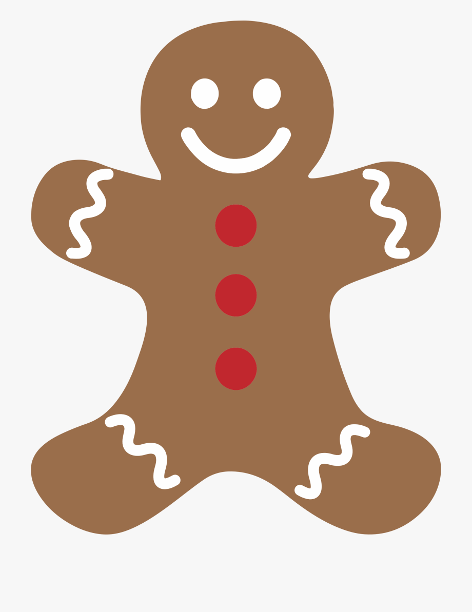 Gingerbread Cookies Clipart