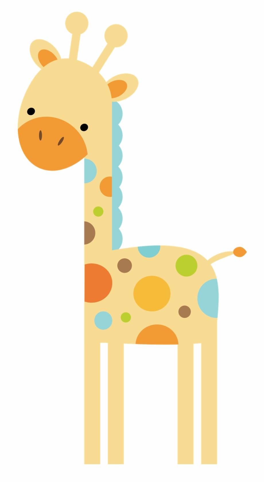 Giraffe clipart childrens.