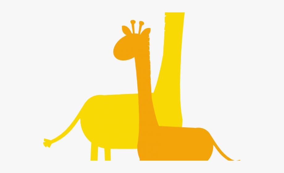 Giraffe clipart nursery.