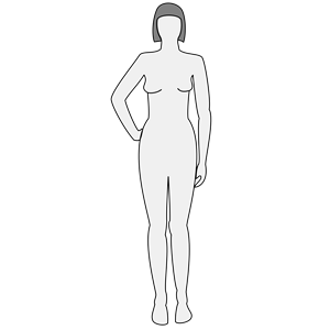Body outline clipart svg. Free female cliparts download