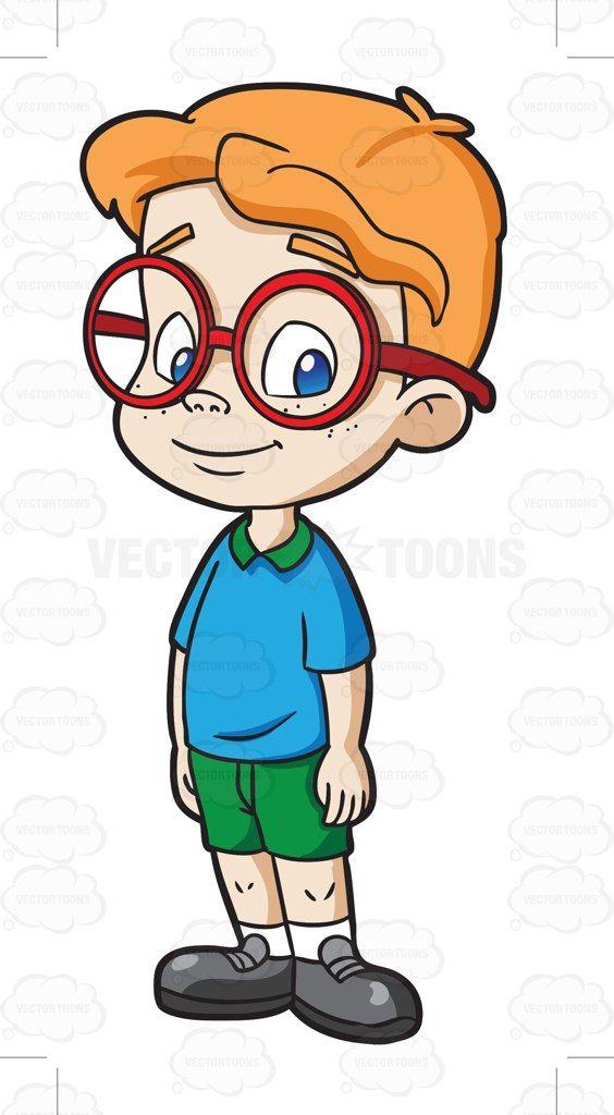 Boy cartoon characters.