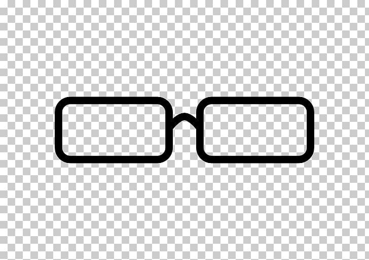 Glasses rectangle square.