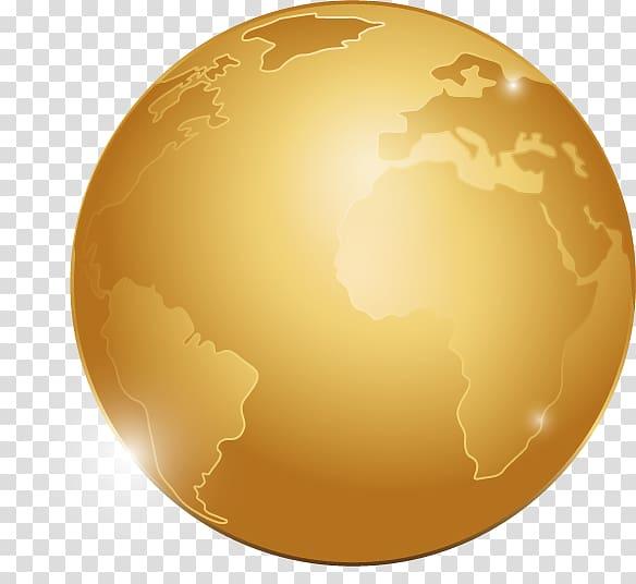 Brown earth earth.