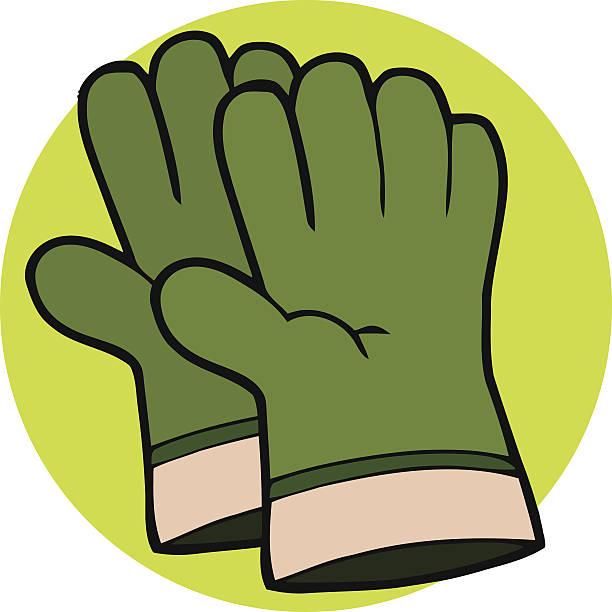 Glove clipart free.