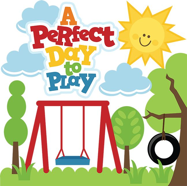 Park Day Clipart