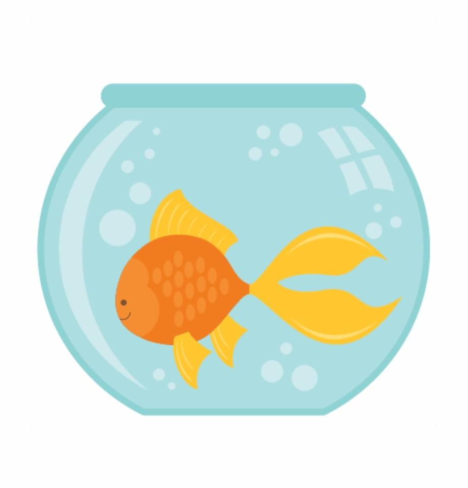 Fish Bowl Clipart Fish Bowl Silhouette At Getdrawings
